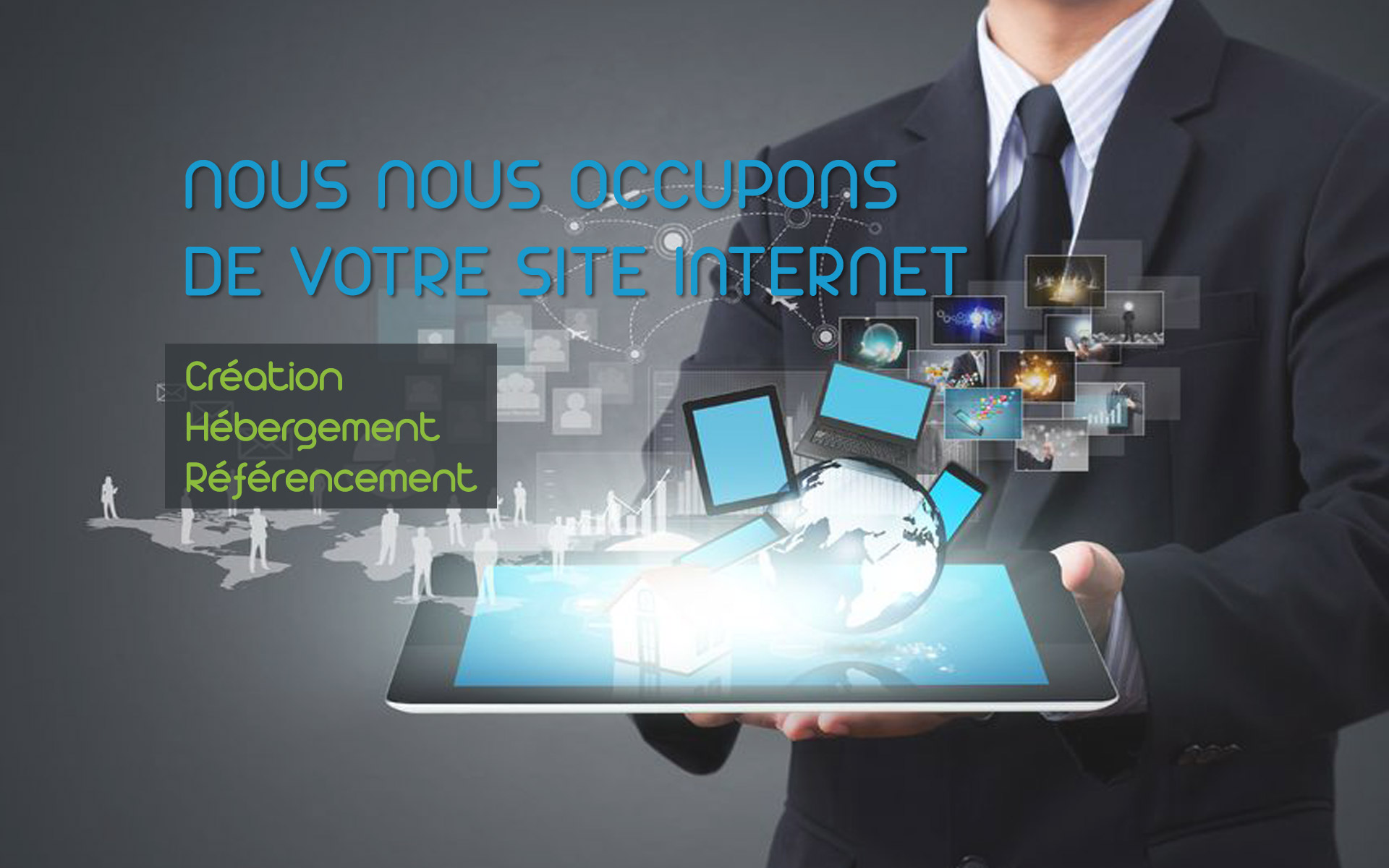Creation site Internet St Nazaire